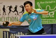 Mauthausen setzt große Hoffnungen in Lu Kaiyang, der in seiner Altersklasse in China zu den Top 15 zählt.