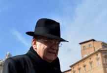 Vatikanisches Kesseltreiben: Kardinal Burke (l.) hält die beispiellose Rücktrittsaufforderung gegen Papst Franziskus für legitim.