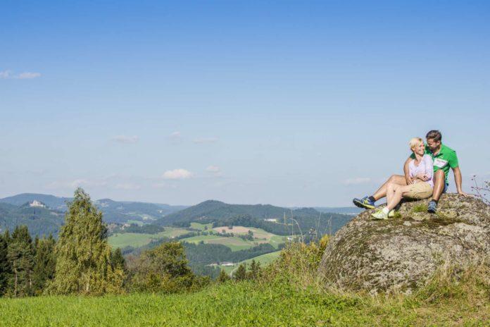 Der Mühlviertler Naturpark eignet sich gerade im Herbst für Wanderausflüge. In Rechberg und St. Thomas am Blasenstein gibt es einige Kraftplätze.
