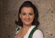 """Theresa Grabner (34) gibt in der """"Lustigen Witwe"""" die Valencienne"""