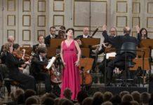 Festspiel-Highliht: Sängerin Elisabeth Kulman und die Camerata unter Roger Norrington