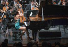 Beherrscht ihr Instrument auf High Heels: Yuja Wang