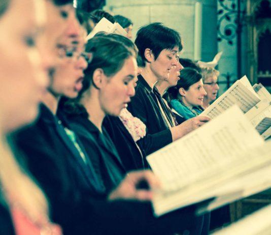 Der Chor des Konversatoriums für Kirchenmusik der Diözese Linz ist am 7. April in der Minoritenkirche zu hören.