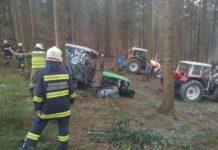 Der 24-Jährige wurde mit schweren Verletzungen ins Linzer UKH geflogen.
