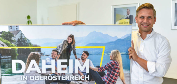 Die Kampagne mutiert in jeder Gemeinde – mit einer eigenen Publikation zu den regionalen und landespolitischen Schwerpunkten, so LGF Hattmannsdorfer.