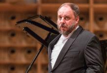 Berührte das Publikum mitseinem Gesang tief:Bariton Matthias Goerne