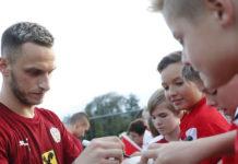 Bei Fans und Mitspielern beliebt: Marko Arnautovic, der sich vom Solisten zum Team-Player gewandelt hat.