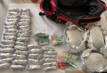 Die Drogen hatten einen Wert von 1,8 Mio. Euro.