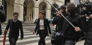 Pamela Rendi-Wagner vor Beginn der SPÖ-Parteipräsidium am Samstag