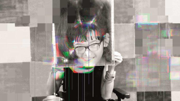 """Beim Spiel """"Glitch Painter"""" entstehen mittels Gehirnströmen verblüffende Bildeffekte."""
