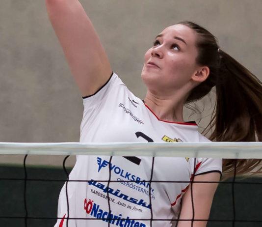 Wie ihr großes Vorbild Milena Rasic jagt sie dem Ball und Titeln hinterher.