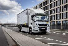 Die Elektro-Trucks wurden im MAN-Werk in Steyr gefertigt. Die Reichweite beträgt 180 Kilometer. Die Fertigung der Kleinserie soll ab 2019 ebenfalls in Steyr erfolgen.
