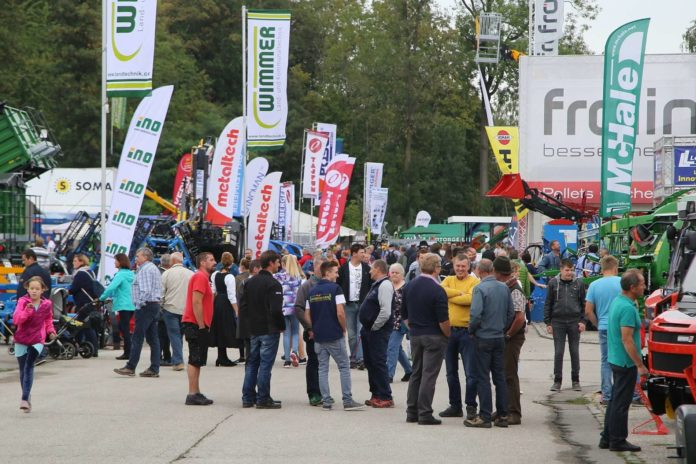 Positives Fazit: Sowohl zur Fachmesse als auch zum Volksfest kamen mehr Besucher als von den Organisatoren ursprünglich erwartet.
