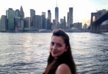 Martina Rangl hat mit dem Medizintechnik-Studium an der FH Oberösterreich in Linz die Basis für eine internationale Karriere gelegt. So ist die beeindruckende Skyline von New York seit 1,5 Jahren Teil ihres Alltags.