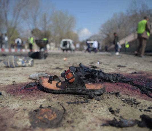 Afghanistan bleibt eines der gefährlichsten Pflaster der Welt: Hier gab es 2017 die meisten Terroropfer.