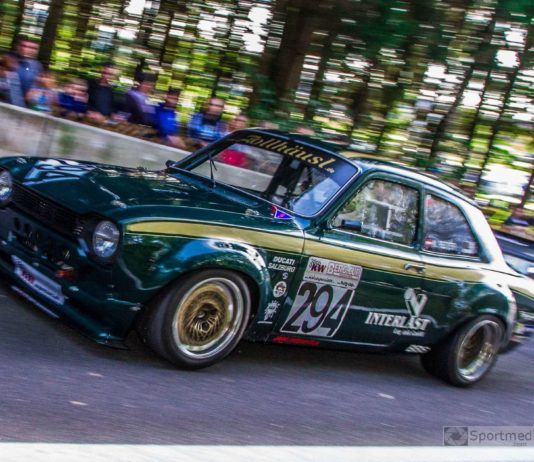 Nicht das Alter, die Geschwindigkeit zählt beim 31. Internationalen Automobil-Bergrennen des MSC Rottenegg am Wochenende von Esthofen hinauf nach St. Agatha.