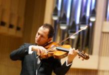 """""""Reiseführer"""" des Konzerts: der grandiose französische Bratschist Antoine Tamestit"""