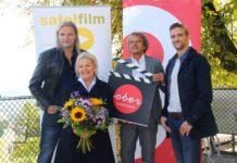 Ein starkes Team: Jürgens, Kren, Winetzhammer und Steinocher