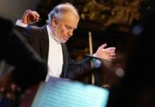 Animierte seine Musiker zu Meisterleistungen: Dirigent Valery Gergiev