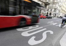 In den meisten Landeshauptstädten sieht man die geplante Öffnung der Busspuren für E-Autos skeptisch.