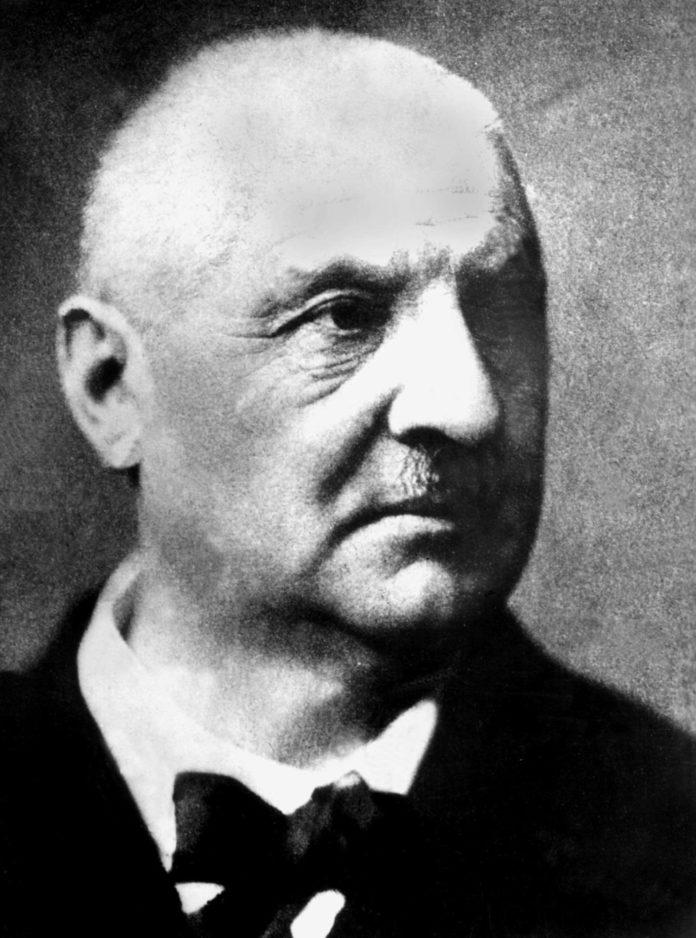 Dieses Bild kennt man von Bruckner — seine Geburtsstadt Ansfelden macht sich daran, den Musiker dahinter ins Rampenlicht zu stellen.
