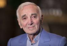 Ein Sänger mit immer leicht erkältet klingender Stimme: Charles Aznavour