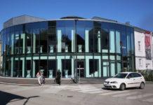 Erstrahlt in neuem Glanz: das Bad Haller Stadttheater