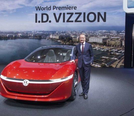 Die Elektromobilität ist auch bei VW ein großes Thema. Konzernchef Herbert Diess konnte sich über ausgezeichnete Umsatzzahlen freuen. Derweilen kommt Ex-Audi-Chef Rupert Stadler (kl. Bild) nach vier Monaten aus der Untersuchungshaft frei.