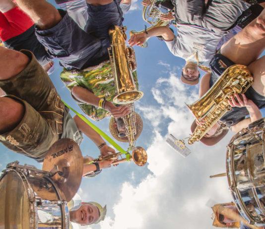 Neunte Runde für das Woodstock der Blasmusik