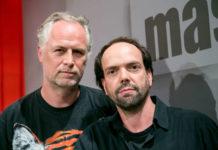 Peter Hörmanseder & Robert Stachel ließen das Zwerchfell beben.