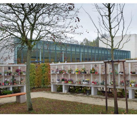 Der Urnenhain in Urfahr ist einer von vier Friedhöfen, den die Linz AG in der Landeshauptstadt betreibt.