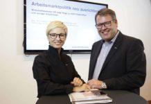 WKOÖ-Präsidentin Doris Hummer präsentierte gestern mit Thomas Mayr-Stockinger gemeinsam Vorschläge.