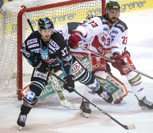 Andreas Kristler (l.) war einer von sechs Linzern, die mit einem Titel vom Nationalteam zurückkehrten.