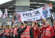 Nachdem die KV-Verhandlungen vergangene Woche gescheitert waren, stehen in vielen Betrieben der Metalltechnischen Industrie die Zeichen auf Streik.