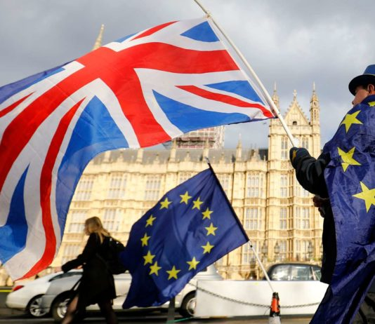 Vielen Briten ist nach dem Brexit-Druchburch nicht nach Jubeln, sie wollen in der EU bleiben.