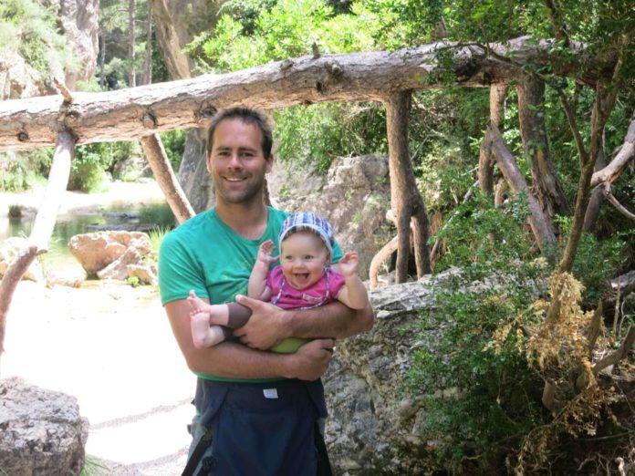 Ulrich Steininger ist Oberösterreichs einziger Tagesvater. Neben seinen Töchtern betreut er zwei Tageskinder.