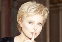 Zeigte sich für das VOLKSBLATT durchaus gesprächsbereit: die Sängerin Raimondi