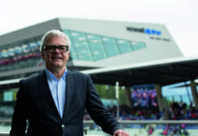 Trotz wachsendem Umsatz musste voestalpine-Chef Wolfgang Eder einen sinkenden Gewinn verkünden.