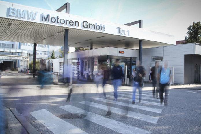 Im BMW Motorenwerk in Steyr wurden im Vorjahr mehr als 1,3 Millionen Motoren produziert.