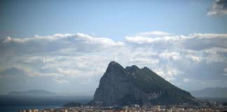 Umstrittener Gibraltar- Felsen