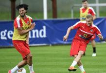 Konrad Laimer verstärkt das U21-Team und nimmt Maß für die erstmalige EM-Qualifikation.
