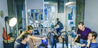 Auf fast 3000 Quadratmetern soll die Strada del Start-up ein Innovations-Ökosystem zum Netzwerken bieten.