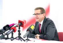 Der neue Wirtschaftslandesrat Markus Achleitner will Oberösterreich bis zum Jahr 2030 ins Spitzenfeld der EU-Wirtschaftsregionen führen.