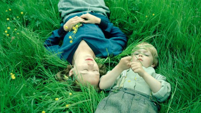 Astrid und ihr Sohn Lasse
