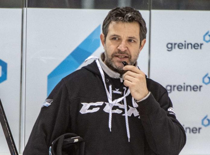 Auch unter Trainer Mark Szücs kehrte der gewünschte Erfolg bei den Black Wings noch nicht ein.