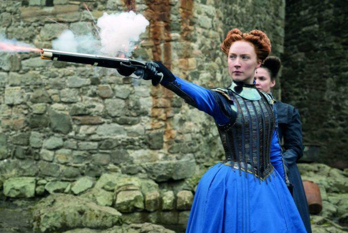 Saoirse Ronan als Maria Stuart
