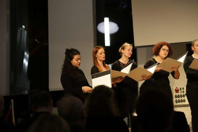 Auch Choralwerke kamen zur Aufführung.