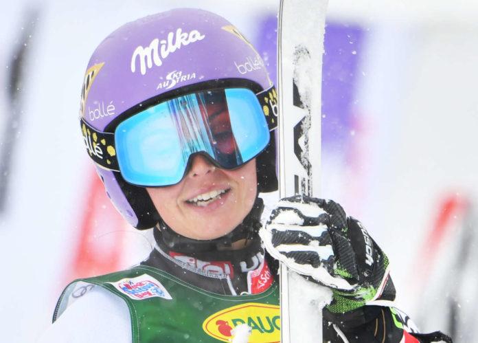 Die Salzburgerin Anna Veith (29) hofft auf eine Fortsetzung ihrer erfolgreichen Ski-Karriere.