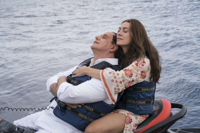 Nicht Bunga-Bunga, sondern tiefe Vertrautheit zwischen Silvion Berlusconi (Toni Servillo) und seiner Frau Veronica (Elena Sofia Ricci)