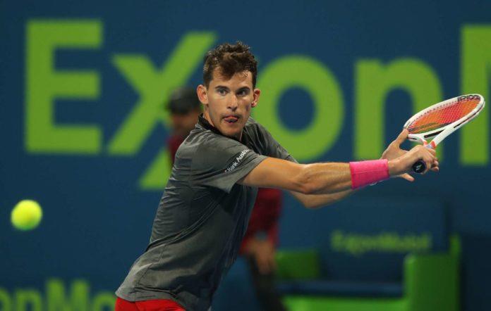 Der Start ins Tennisjahr verlief nicht zufriedenstellend, in Melbourne hat Dominic Thiem einiges gut zu machen.